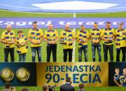 Arka Gdynia - Lech Poznań 0:0. Jubileuszowa kanonada bez goli