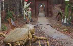 Propozycja trasy rowerowej wokół Ogrodu Botanicznego Marszewo