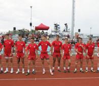 Mistrzostwa Europy U-18 w rugby siódemek. 1. Irlandia, 9. Polska