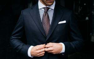 Męska elegancja z nutą egzotyki