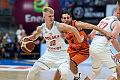 Polscy koszykarze wygrali z Iranem i przegrali z Nigerią