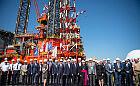 """Platforma """"Petrobaltic"""" gotowa i poświęcona"""