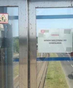 Przy przystankach Pohulanka i Odrzańska będą nowe windy