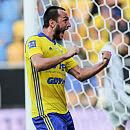 David Skhirtladze, czyli piłkarz Arki Gdynia, który potrafi zrobić coś z niczego