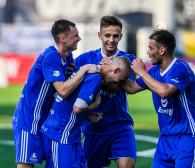 Bałtyk Gdynia - KP Starogard Gdański 1:0. Pierwsze zwycięstwo w sezonie