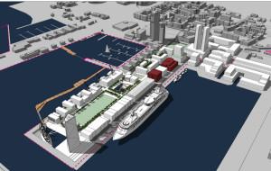 Radni Gdyni przeciw poszerzeniu granic portu