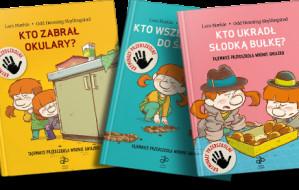 Skandynawskie kryminały dla przedszkolaków