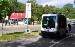Busem bez kierowcy można dojechać do zoo