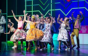"""Dobra rozrywka - po premierze """"Hairspray"""" w Teatrze Muzycznym"""