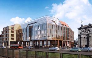 Niepewny los nowego budynku LOT