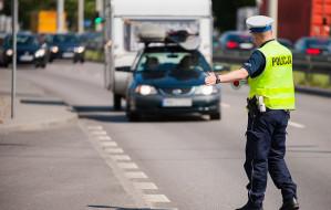 Nieprawidłowości w gdańskiej drogówce