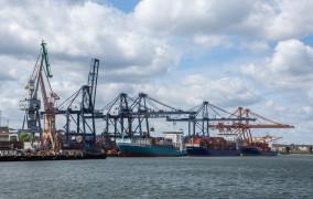 Hutchison Ports Gdynia modernizuje nabrzeże