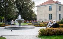 Park Oruński. Nagroda za najlepszą...