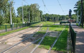 Gdańsk. Radny Nowego Portu zabiega o zielone torowiska