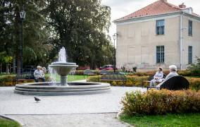 Park Oruński. Nagroda za najlepszą przestrzeń publiczną