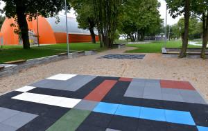 Nowa strefa rekreacji przy Centrum Sportu Akademickiego Politechniki Gdańskiej