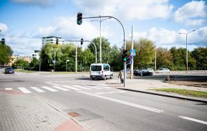 Mieszkańcy chcą zmian na ważnym skrzyżowaniu w Chyloni