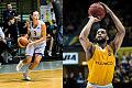 Koszykarki i koszykarze Arki Gdynia przegrali z Rygą