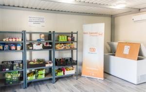 Drugi sklep z bezpłatną żywnością w Gdyni