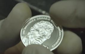 Narodowy Bank Polski wyemitował monetę upamiętniającą Annę Walentynowicz