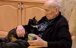 Kotka odnaleziona po niemal pół roku