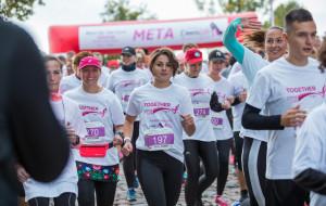 Race for the Cure - charytatywny bieg na rzecz walki z rakiem piersi