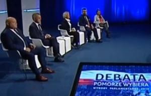 Dwie debaty przedwyborcze w Gdańsku. O czym rozmawiali kandydaci na posłów?