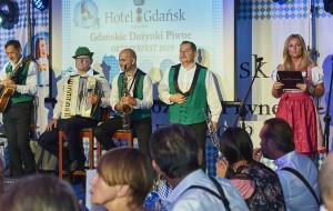 Rozpoczęły się Gdańskie Dożynki Piwne w Brovarni Hotelu Gdańsk