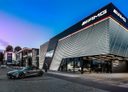 Pierwszy taki salon w Europie. AMG Brand Center Gdańsk oficjalnie otwarte
