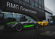 Niecodzienna dostawa w BMG Goworowski. Cztery auta i... 2284 KM