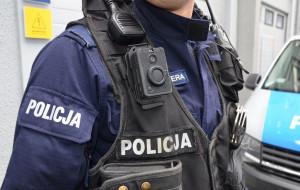 Kamera osobista dla policjanta. Każda interwencja będzie nagrana