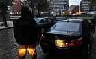 Strzałami unieruchomili kradzione auto