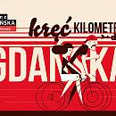 Półmetek gry rowerowej w Gdańsku i Sopocie
