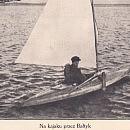 Kajakiem przez Bałtyk, mimo jesiennej pogody
