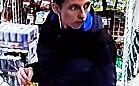 Policja szuka złodzieja portfela