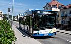 Przedszkolna wycieczka wynajętym trolejbusem, bo najtaniej