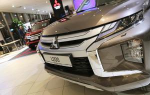 Trójmiejskie premiery Mitsubishi ASX i L200
