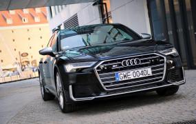 Elegancka limuzyna z DNA sportowca. Nowe Audi S6 teraz z mocnym dieslem