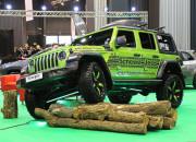 Targi motoryzacyjne w Amber Expo