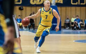 Asseco Arka Gdynia - GTK Gliwice 78:87. Pierwsza porażka koszykarzy
