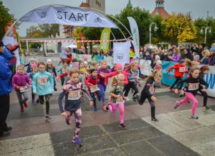 Dzieci i dorośli zakończyli cykl biegów Sopockie 4 Pory Roku