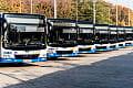 55 nowych autobusów w dwa dni wyjedzie na ulice Gdyni