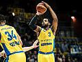 Buducnost Podgorica - Asseco Arka Gdynia 59:62 w Eurocup koszykarzy