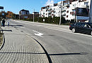 Spór o znaki na ul. Jabłoniowej w Gdańsku