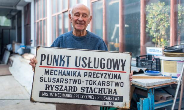 Rzemieślnik, który uratował festiwal w Sopocie