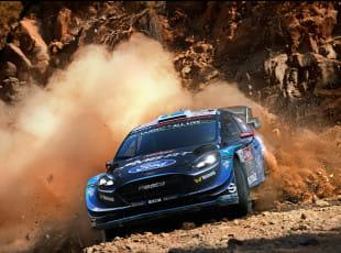 Fotografuje rajdy WRC. Gdańszczanin nagrał o nim film