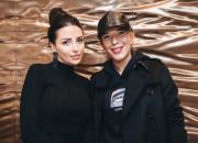 Gwiazdy na otwarciu showroomu Mansi London