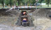 Sporo odkryć archeologicznych w Wielkiej Alei w Gdańsku