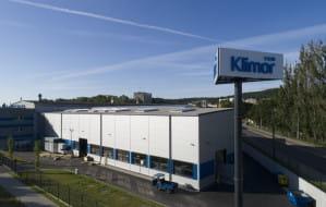 Otwarcie hali produkcyjnej Klimor