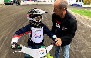 Patryk Dudek i Kacper Gomólski na Speedway Camp dla przyszłych gwiazd żużla